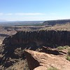 View of the Rio Grande Rift from the Jemez Mountains, NM
