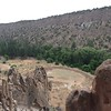 Field Work at Bandelier National Monument