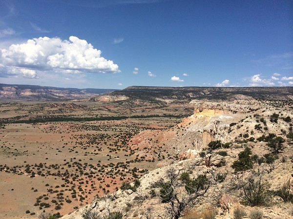 Day Trip to Ghost Ranch, NM