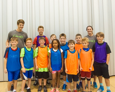 Dodgeball Camp July 6, 2016