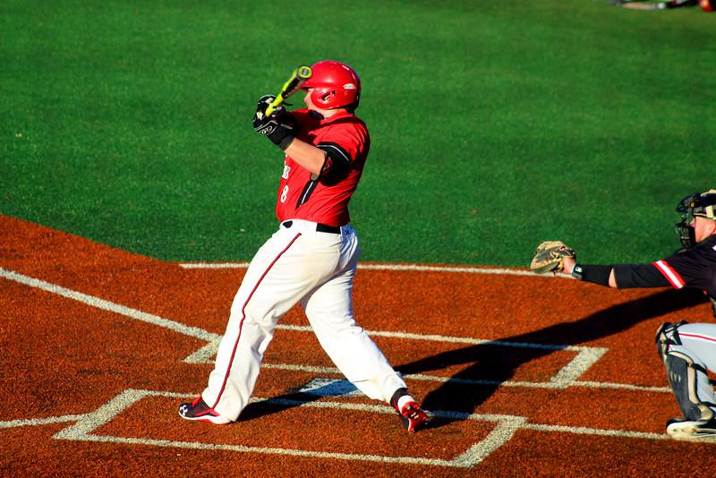 GWU Baseball vs. Delaware State 2-19-16