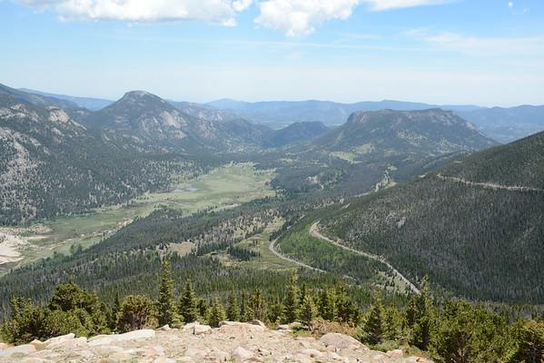Rocky Mountain National Park Field Trip, June 2016