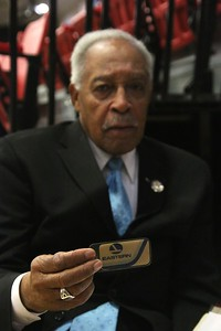 Dr. Albert Brinson tells GWU-Today writer, Chelsea Sydnor, about his experience working with Eastern Airlines in his younger days.