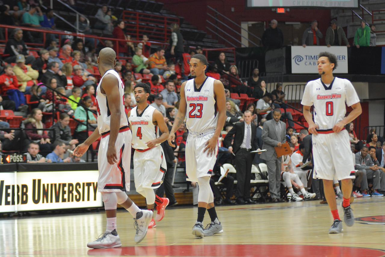Gardner-Webb Men's Basketball