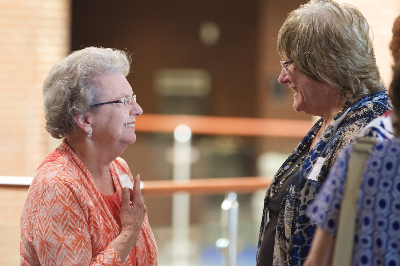 Faculty Emerita Luncheon and celebration; June 2016.