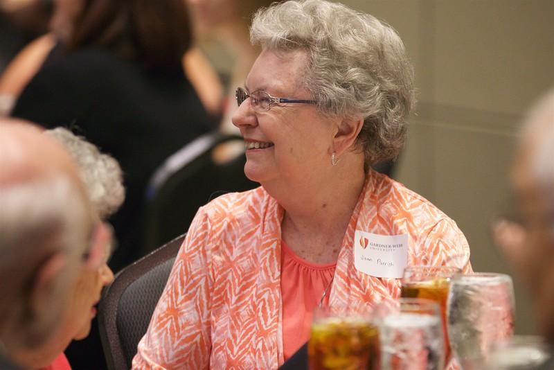 Faculty Emerita Luncheon and celebration; June 2016.