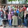 2016 RESESS, SOARS, and NEON interns at UCAR Foothills Laboratory. (Photo/Aisha Morris, UNAVCO)