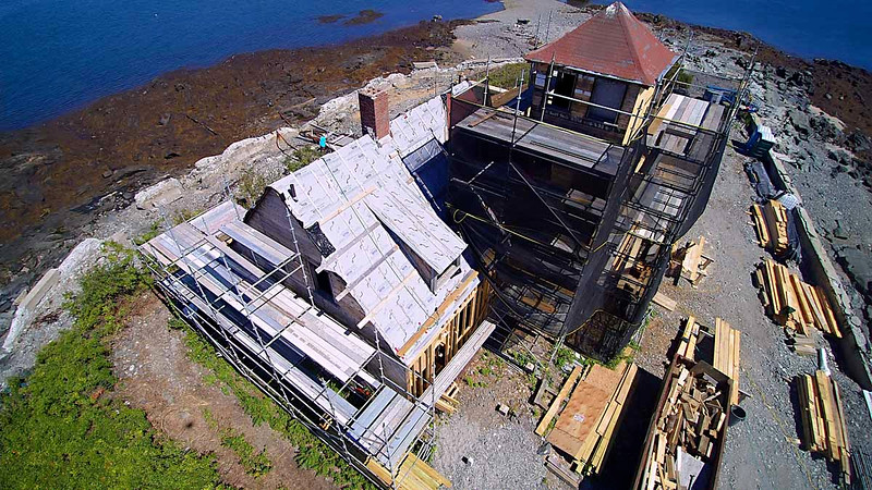 Wood Island Life Saving Station