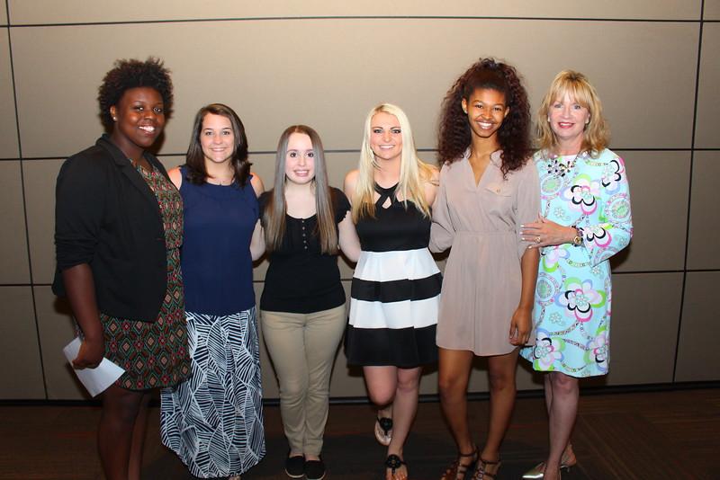 2016  Freeman Scholarship Winners