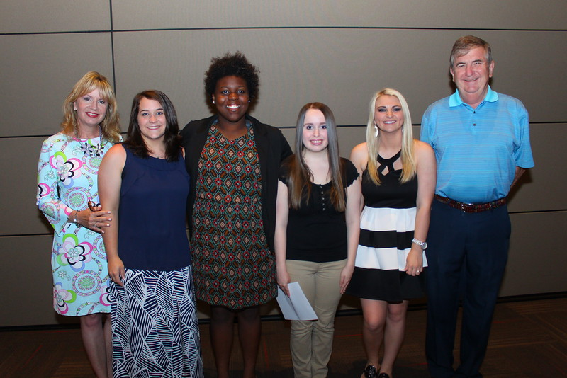 2016  Freeman Scholarship Winners
