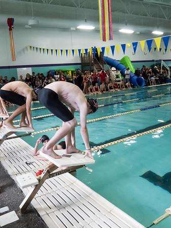 North Medford Swim Meet December 11, 2016