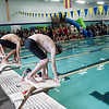 North Medford Swim Meet at the Medford YMCA - December 11, 2016