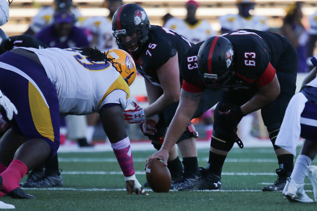 On Saturday evening, GWU took on Benedict in Ernest Spangler Stadium with a win of 45-0