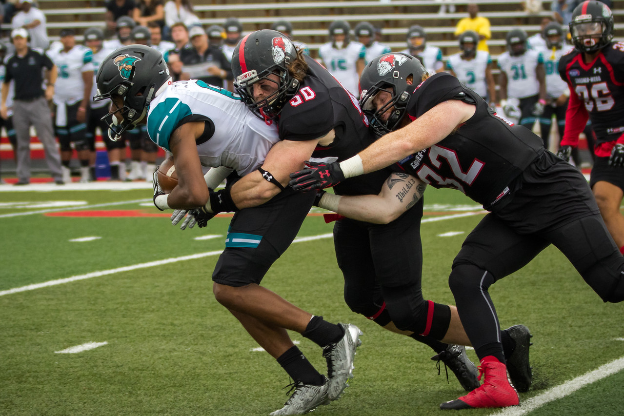 Homecoming game vs. Coastal Carolina