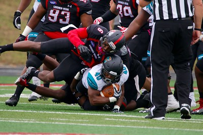 Gardner-Webb takes down Coastal Carolina.
