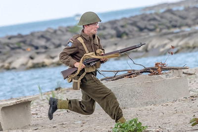 Spotlight on Reenactors