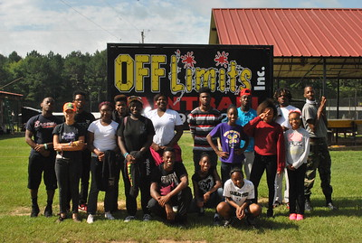 Paintball Outing for S.W.A.T. Ministry