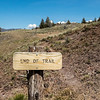 End of Trail, Painted Hills Unit, John Day Fossil Beds NM, Oregon