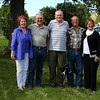 Becky Howard, Bob Reynolds, Bruce Drewett, Jim Howard, Judy Lindsley, Prairie City, OR