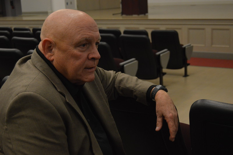 """Dr. Kimbell speaks to interviewer about his book """"When Religion Becomes Lethal: The Explosive Mix of Politics and Religion in Judaism, Christianity, and Islam."""" and some unanswered questions. September 20, 2016"""