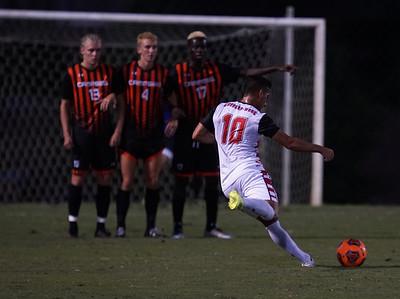Ali Al-Gashamy #10 Free Kick