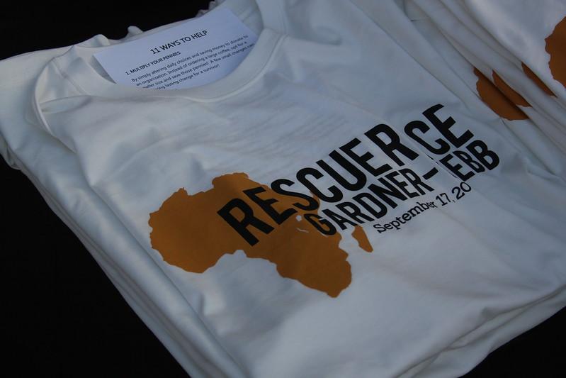 Race T-shirts
