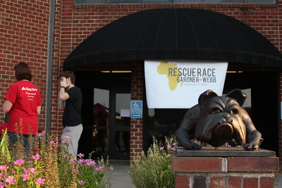 Gardner-Webb's first Rescue Race