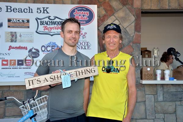 2016 Pine Beach 5K and One Mile Run