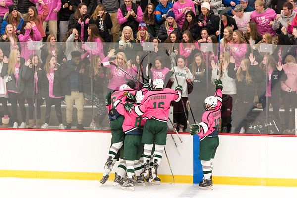 2016 Pink Out Game - Berkshire vs. Taft