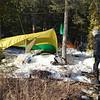 The custom tent
