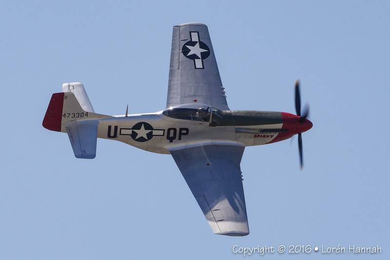 "P-51D Mustang ""Sparky"""