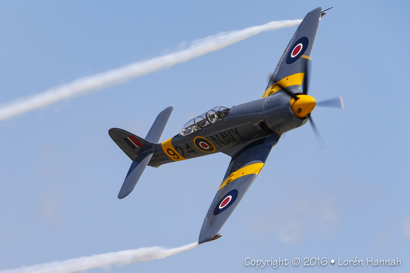 Hawker Sea Fury T MK.20
