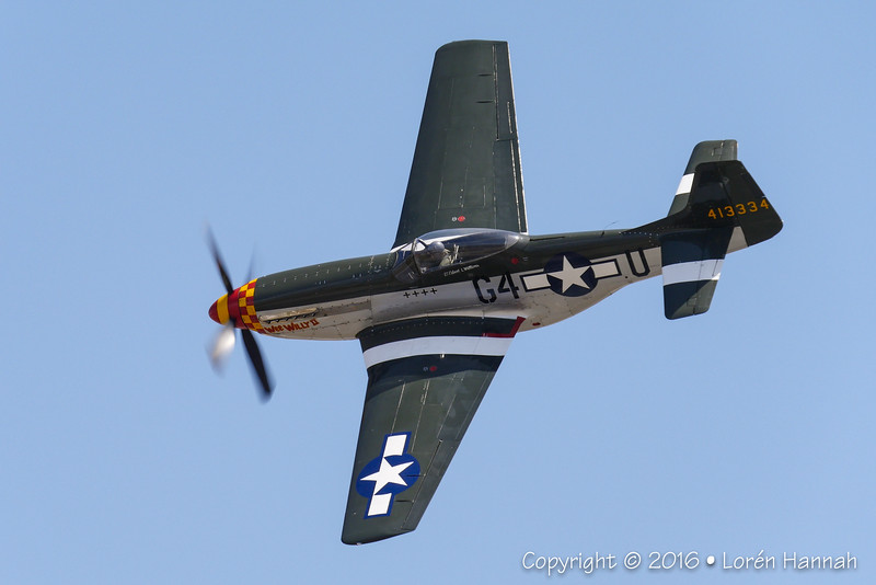 "P-51D Mustang ""Wee Willy II"""