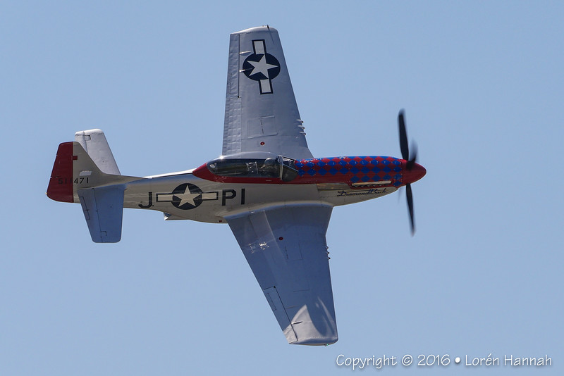 "P-51D Mustang ""Diamond Back"""