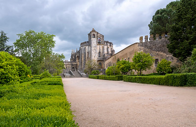Charola, Convent of Christ, Tomar
