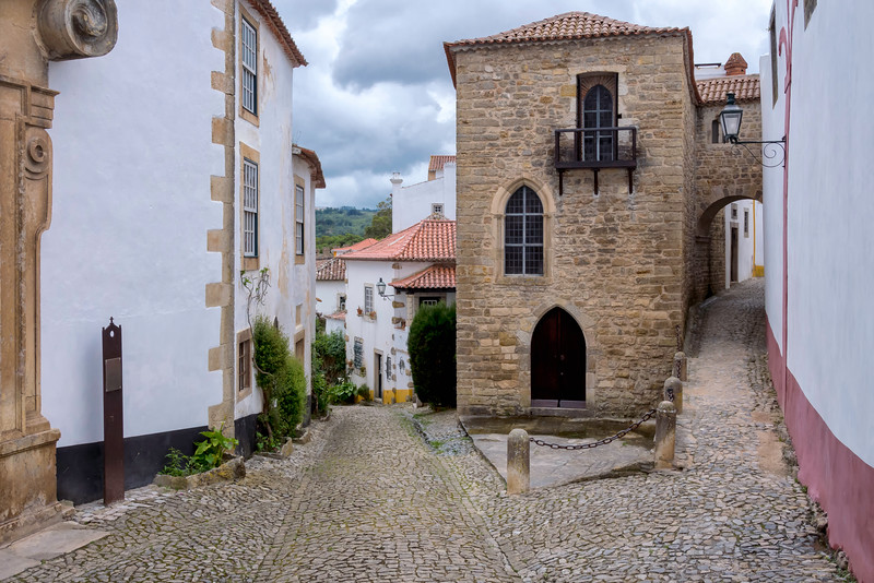 Obidos, UNESCO World Heritage Site