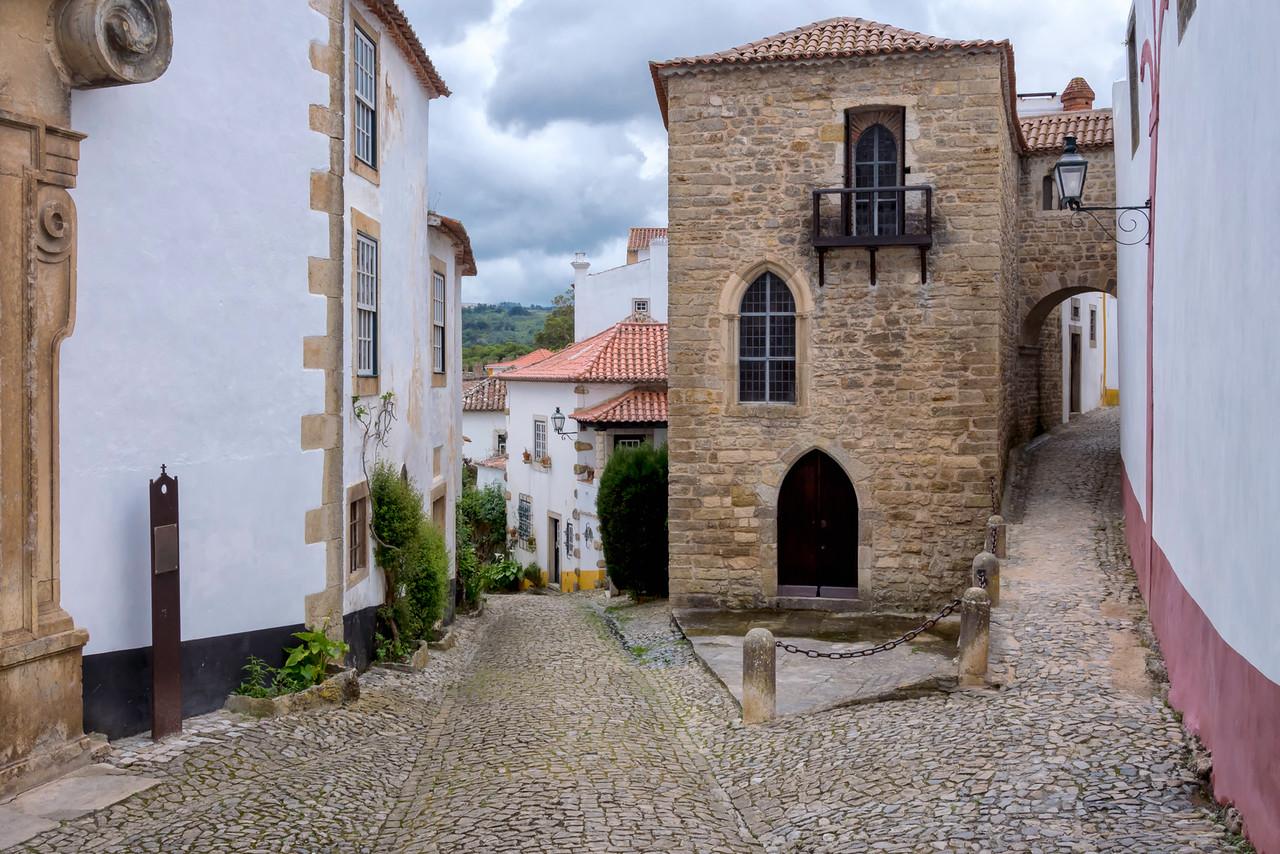 Obidos, UNESCO World Heritage Site