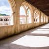 Cloisters, Alcobaca Monastery
