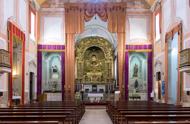 Saint Mary's (Mother) church, Obidos