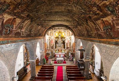 Santa Maria church, Braganca