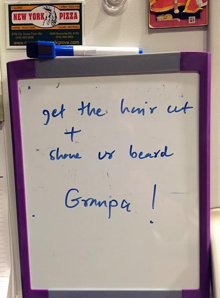 shave ur beard