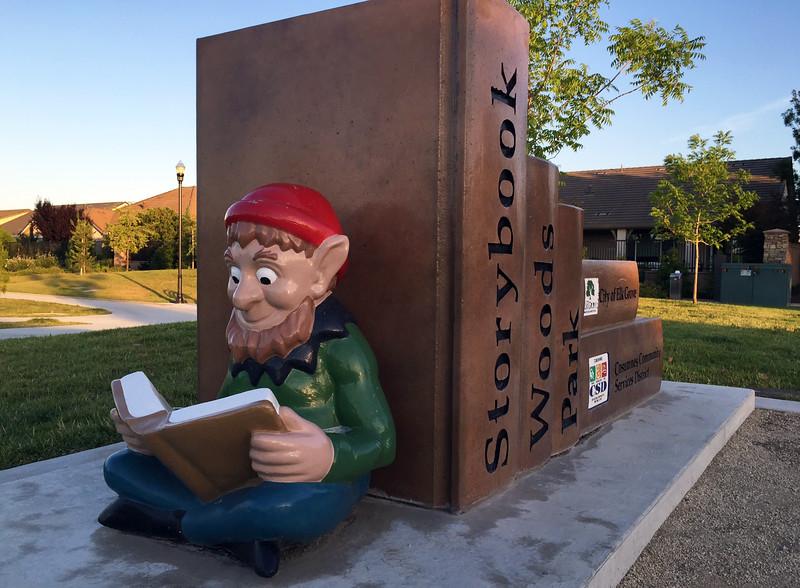 storybook elf