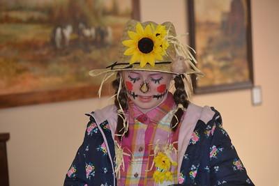 Linda Kerkau - Morning Sun  Pumpkin Promenade 2016