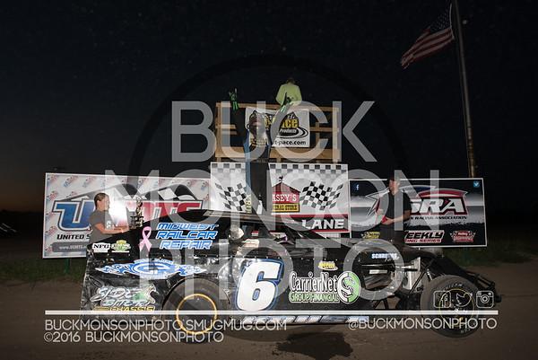 08-07-16 Mason City Motor Speedway