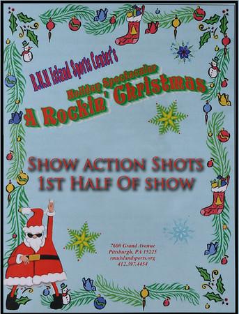 Action Shots Show 1st Half