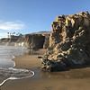 The beach view of Pismo Beach<br /> Pix by Tom Koger