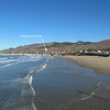 Pismo Beach looking the other way.  From the Pier.