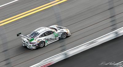 WeatherTech Porsche #22 on Track