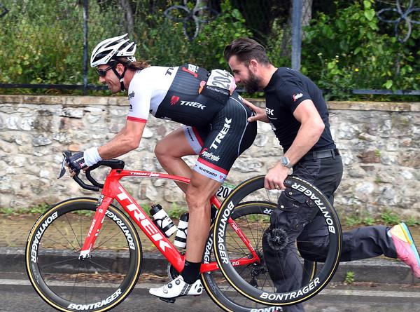 Giro d'Italia - Stage 8