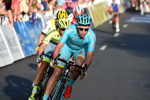 Laurens De Vreese launches another move by Astana…